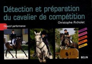 Détection et préparation du cavalier de compétition - belin - 9782701148403 -