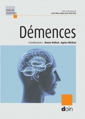 Démences - doin - 9782704014293 -