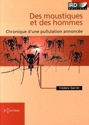 Des moustiques et des hommes - ird - 9782709918374 -