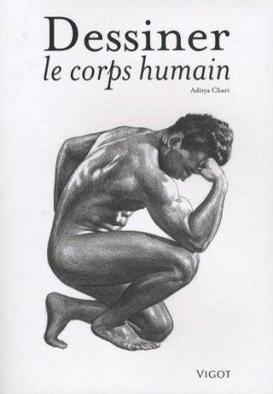 Dessiner le corps humain - vigot - 9782711419128 - majbook ème édition, majbook 1ère édition, livre ecn major, livre ecn, fiche ecn