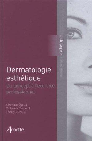 Dermatologie esthétique - Arnette - 9782718411729 -