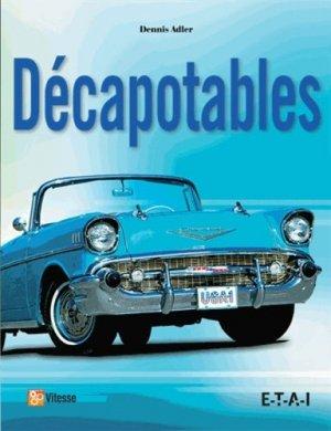 Décapotables - etai - editions techniques pour l'automobile et l'industrie - 9782726897409 -