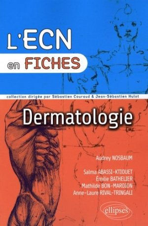 Dermatologie - ellipses - 9782729838782 -