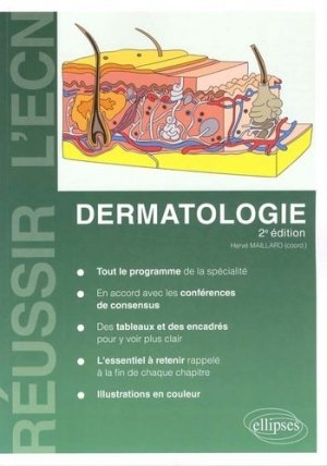 Dermatologie - ellipses - 9782729870997 -