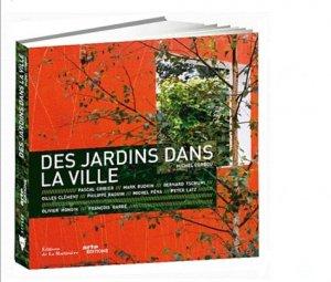 Des jardins dans la ville - de la martiniere - 9782732445212