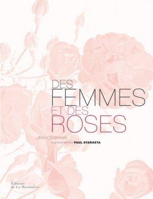 Des femmes et des roses - de la martiniere - 9782732447179 -
