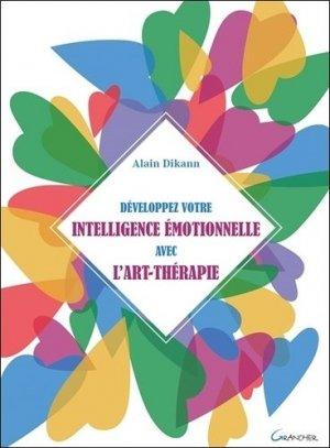 Développez votre intelligence émotionnelle avec l'art-thérapie - grancher - 9782733914465 -