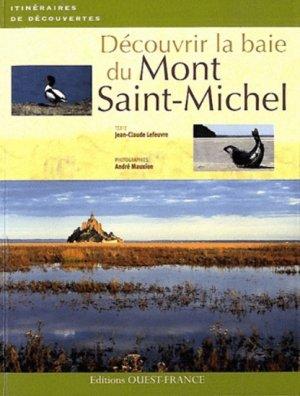 Découvrir la baie du Mont-Saint-Michel - ouest-france - 9782737353475 -