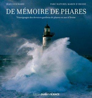 De mémoire de phares - ouest-france - 9782737369766 -
