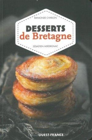 Desserts de Bretagne - Ouest-France - 9782737371028 -