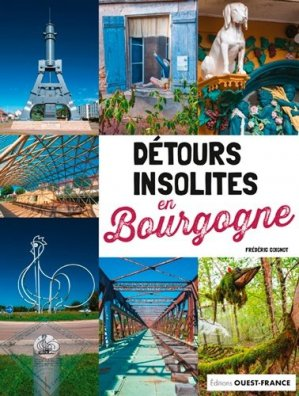 Détours insolites en Bourgogne - Ouest-France - 9782737382314 -
