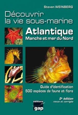 Découvrir la vie sous-marine - gap - 9782741705833 -