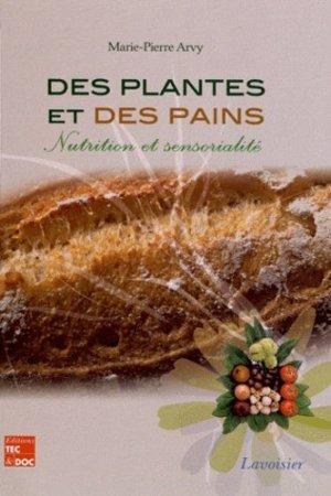 Des plantes et des pains - lavoisier / tec et doc - 9782743014230 -