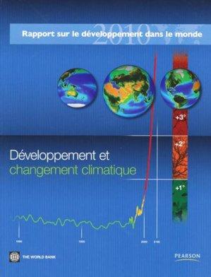 Développement et changement climatique - pearson - 9782744074608 -