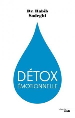 Détox émotionnelle - le cherche midi - 9782749161396 -