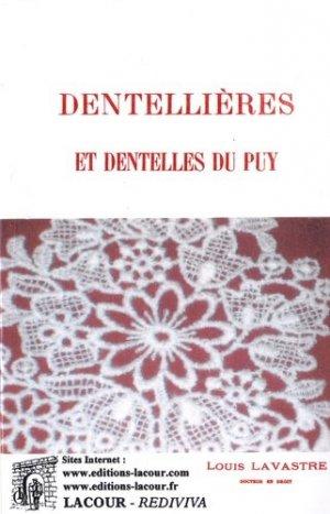 Dentellières et dentelles du Puy - lacour - 9782750421755 -