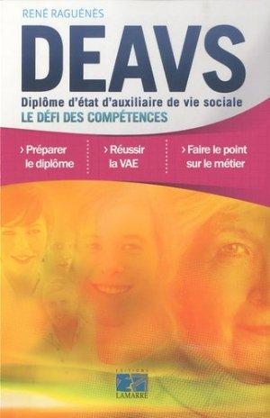 DEAVS Le défi de compétence - lamarre - 9782757304082 -