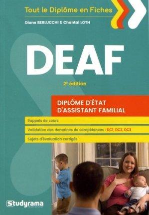 DEAF - studyrama - 9782759036233 -