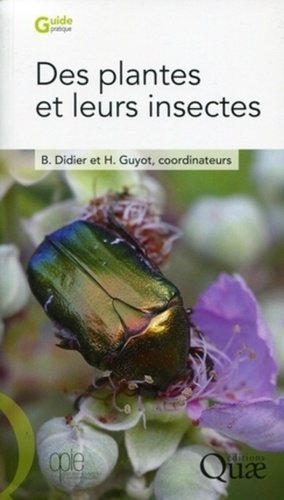 Des plantes et leurs insectes - quae  - 9782759217748 -