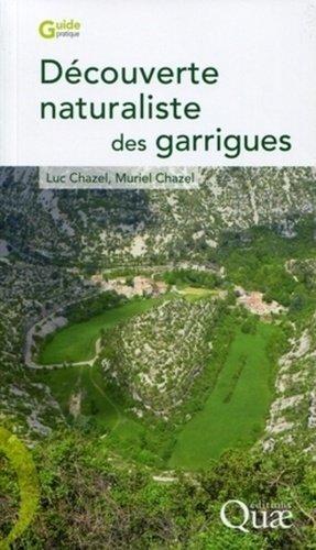 Découverte naturaliste des garrigues - quae  - 9782759217953 - https://fr.calameo.com/read/000015856623a0ee0b361