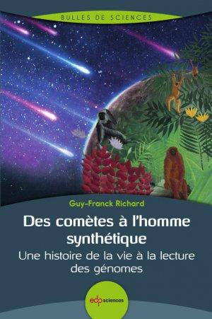 des cometes a l homme synthetique - edp sciences - 9782759822140 -
