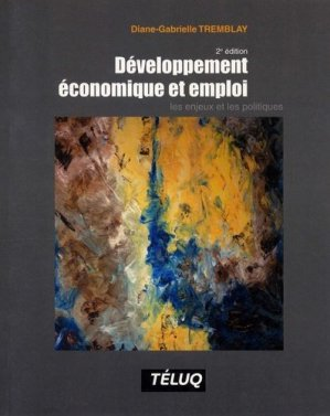 Développement économique et emploi - Télé-Université - 9782762425789 -
