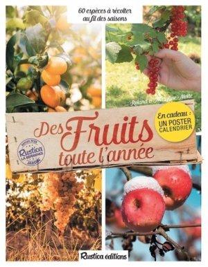 Des fruits toute l'année - rustica - 9782815309097 -