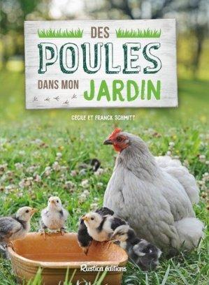 Des poules dans mon jardin - rustica - 9782815311663 - https://fr.calameo.com/read/004967773b9b649212fd0