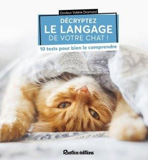 Décryptez le langage de votre chat ! - Rustica - 9782815315487 -