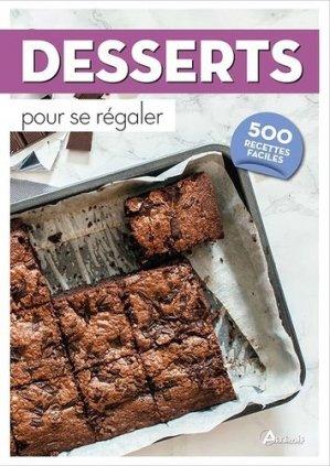 Desserts pour se régaler - artemis - 9782816014105 -