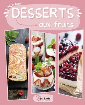 Desserts aux fruits - artemis - 9782816014631 -