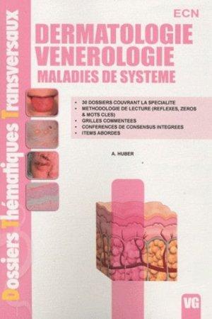 Dermatologie - Vénérologie - Maladies de système - vernazobres grego - 9782818301302 - https://fr.calameo.com/read/004967773f12fa0943f6d