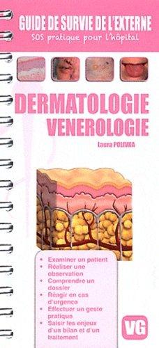 Dermatologie Vénérologie - vernazobres grego - 9782818305386 -