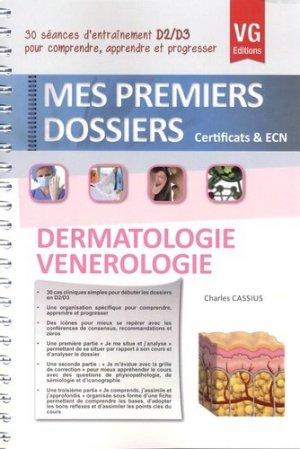 Dermatologie - Vénérologie - vernazobres grego - 9782818307915 -