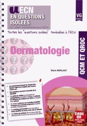 Dermatologie - vernazobres grego - 9782818312940 -