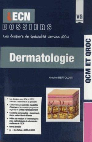 Dermatologie - vernazobres grego - 9782818313275 -
