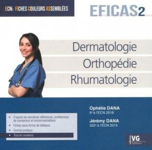 Dermatologie, orthopédie, rhumatologie - vernazobres grego - 9782818317167 -