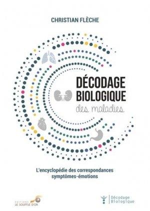 Décodage biologique des maladies - le souffle d'or - 9782840586609 -