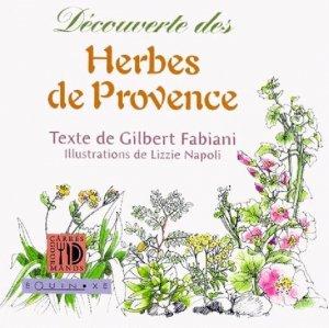 Découvertes des herbes de Provence - equinoxe - 9782841351176 -