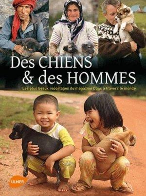 Des chiens & des hommes - ulmer - 9782841385416 -
