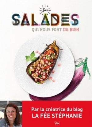 Des salades qui nous font du bien - la plage - 9782842215903 -