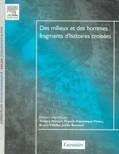 Des milieux et des hommes - elsevier / lavoisier - 9782842994532 -