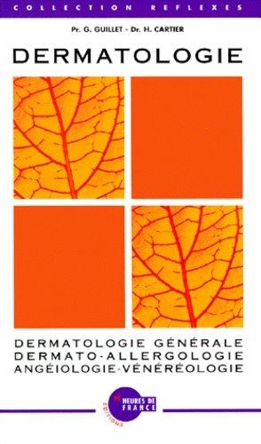 Dermatologie - heures de france - 9782853852135 -