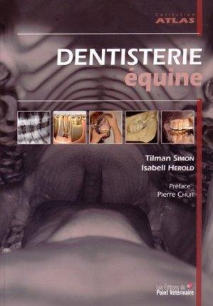 Dentisterie équine - du point veterinaire - 9782863263495 -