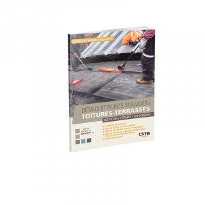 Détails et points singuliers toitures-terrasses - cstb - 9782868916778 -