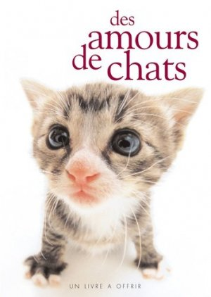Des amours de chats - Exley Editions - 9782873883751 -