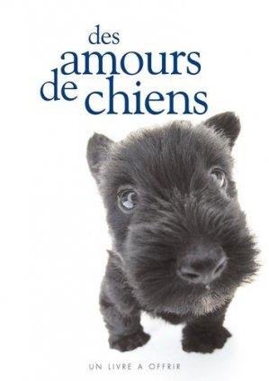 Des amours de chiens - exley - 9782873883768 -