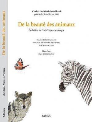De la beauté des animaux - editions samsa - 9782875933003 -