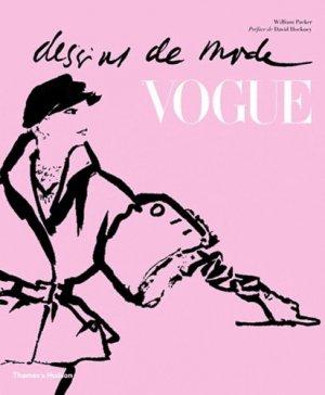 Dessins de mode Vogue - Thames and Hudson - 9782878113594 - Pilli ecn, pilly 2020, pilly 2021, pilly feuilleter, pilliconsulter, pilly 27ème édition, pilly 28ème édition, livre ecn