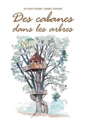 Des cabanes dans les arbres - pacifique - 9782878682540 -